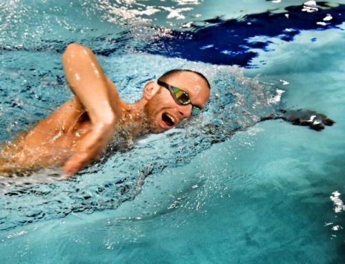 72 uurs zwemtraining – voor de Elfstedenzwemtocht